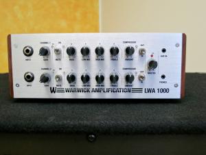 Warwick LWA 1000 – front